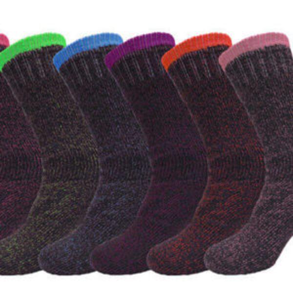 מארז 18 זוגות גרביים תרמיים HomeTown