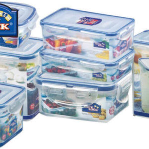 סט 13 קופסאות לוק אנד לוק LOCK & LOCK