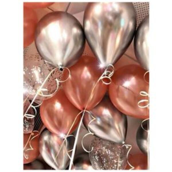 15 יח' בלונים (צבעוני) לקישוט/ ליום הולדת