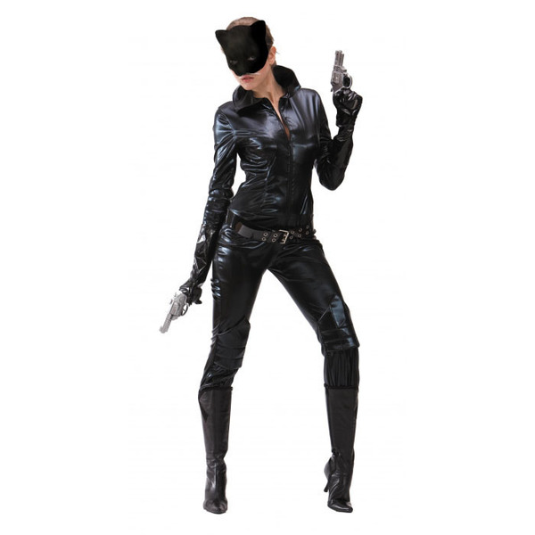 תחפושת אשת החתול לאישה