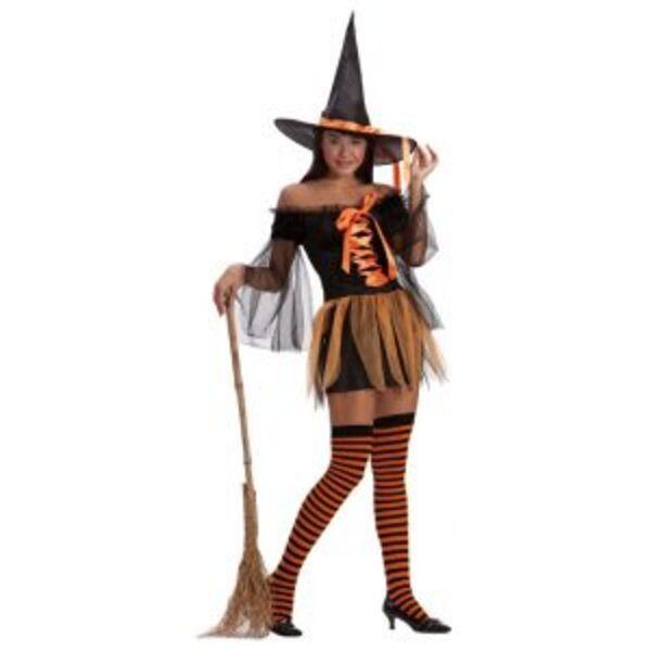 תחפושת מכשפה לאישה