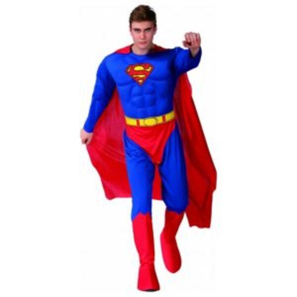 תחפושת סופרמן לגבר