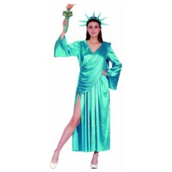 תחפושת פסל חירות לנשים