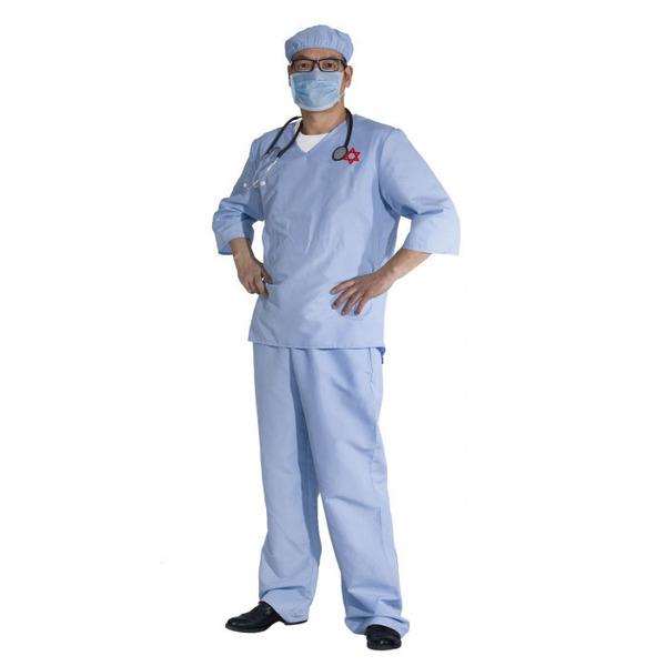 תחפושת רופא מנתח (למבוגרים)