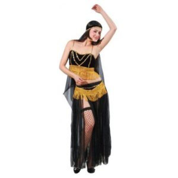 תחפושת רקדנית בטן- נשים