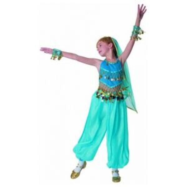 תחפושת רקדנית בטן לילדות 6-12