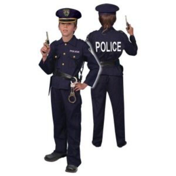 תחפושת שוטר אמריקאי 3-12