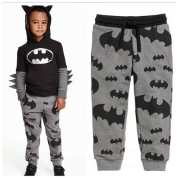 מכנסי פיג'מה באטמן 3-7 שנים