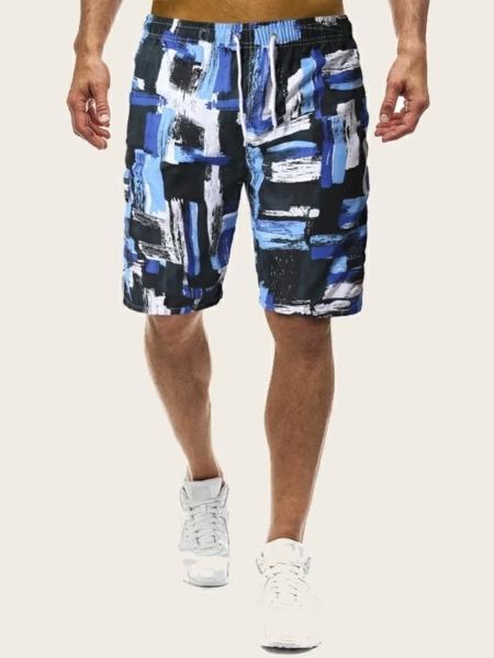בגד ים ברמודה לגבר בסגנון Vacation