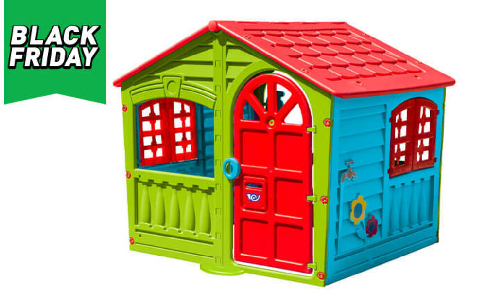 בית משחק לילדים לחצר PalPlay
