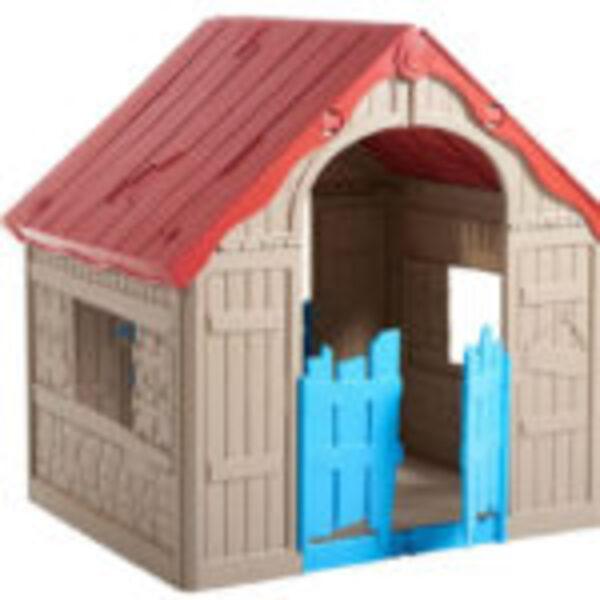 כתר: בית משחק מתקפל לילדים