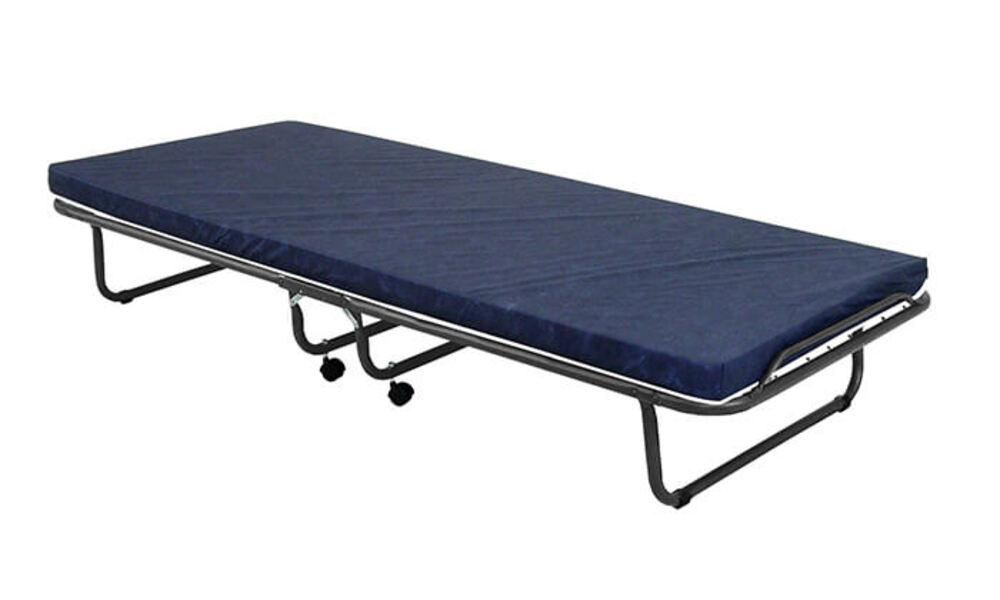 מיטת אורח מתקפלת עם מזרן