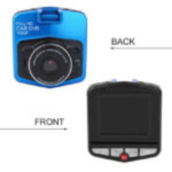 מצלמת דרך לרכב ברזולוציית Full HD