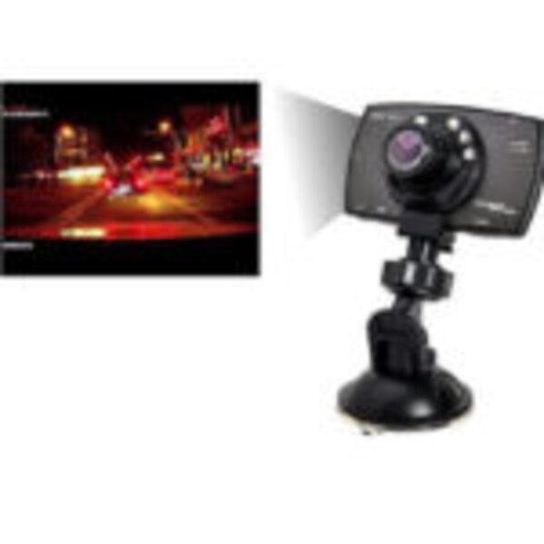 מצלמת דרך לרכב כולל תאורת לילה