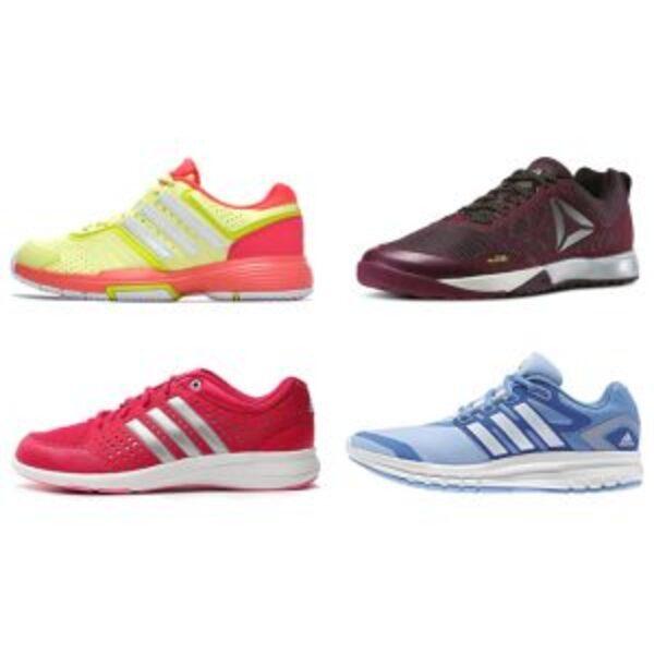 נעלי נשים Adidas ו-Reebok מדליקות!