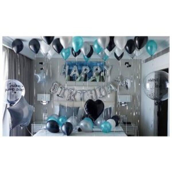 Mr.Balloon – עיצוב בלונים עד הבית