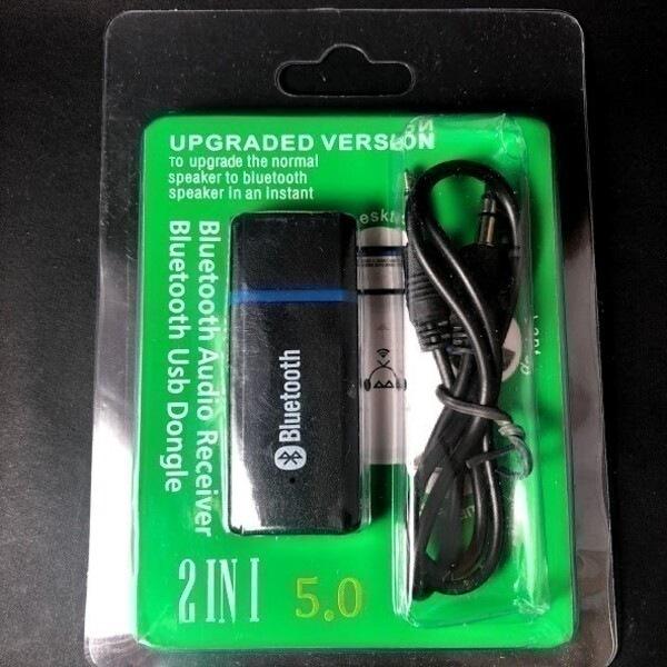 משדר אודיו BlueTooth בהתקן USB