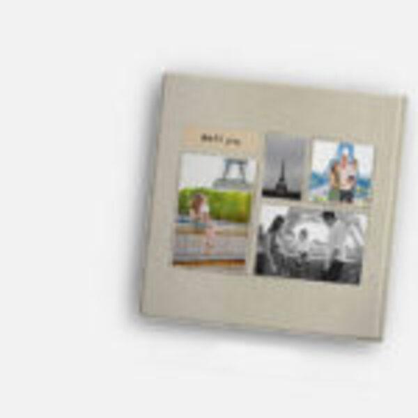 אלבום תמונות בעיצוב אישי ללא הגבלת עמודים ZOOMA