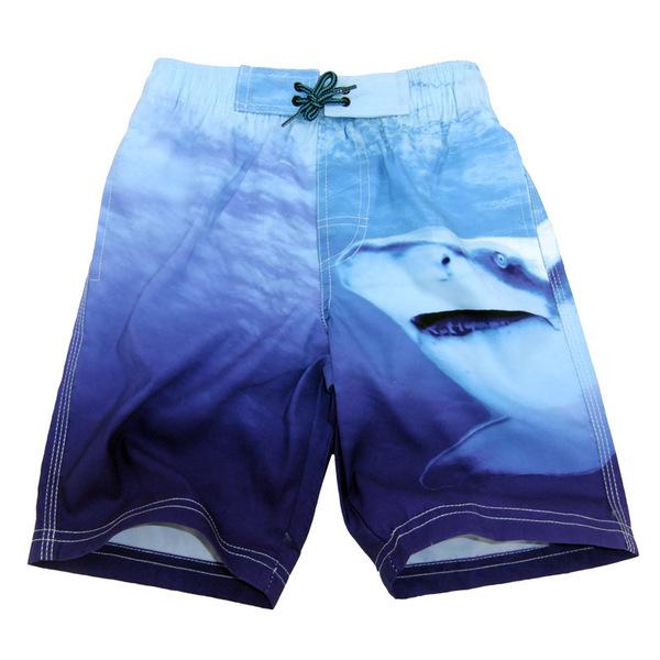 בגד ים בנים דגם כריש 7-16 שנים