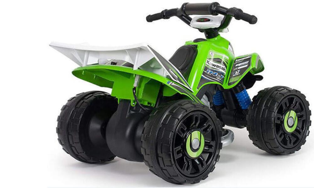טרקטורון ממונע לילדים Kawasaki 12V