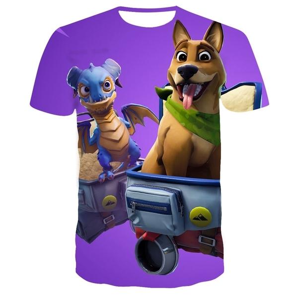 מבחר חולצות FORTNITE לילדים ולמבוגרים