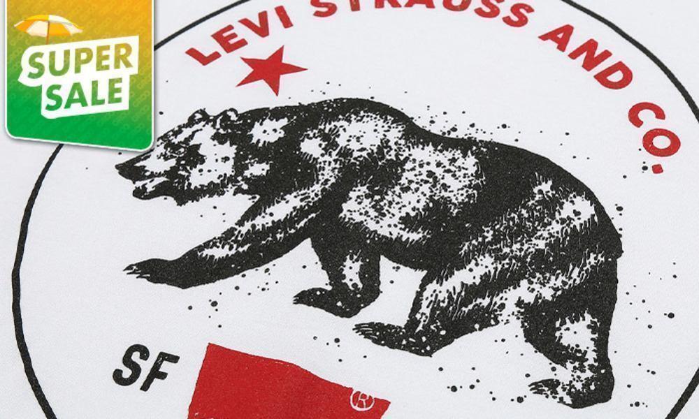 חולצות גברים 100% כותנה, ליוויס LEVIS