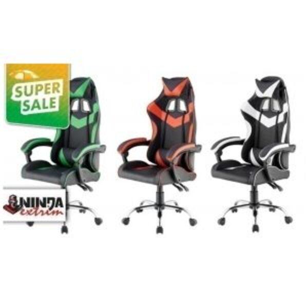 כיסא גיימרים אורתופדי NINJA Extrim