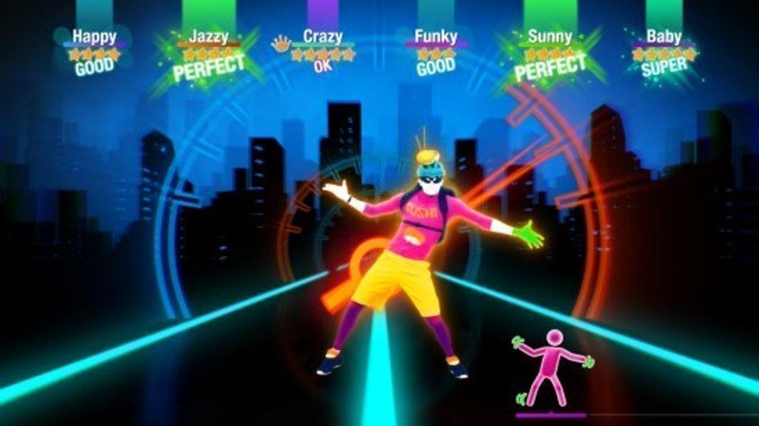 משחק Just Dance 2020 ל- PS4