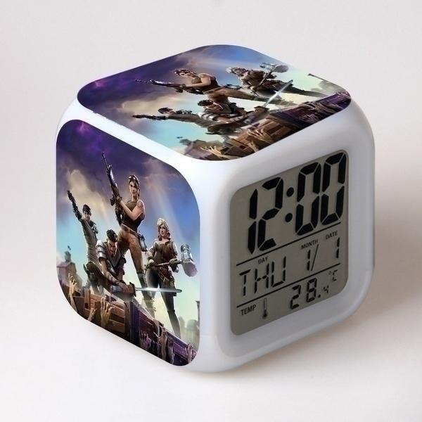 שעון קוביה שולחני FORTNITE