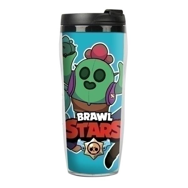 כוס שתייה מפלסטיק BRAWL STARS