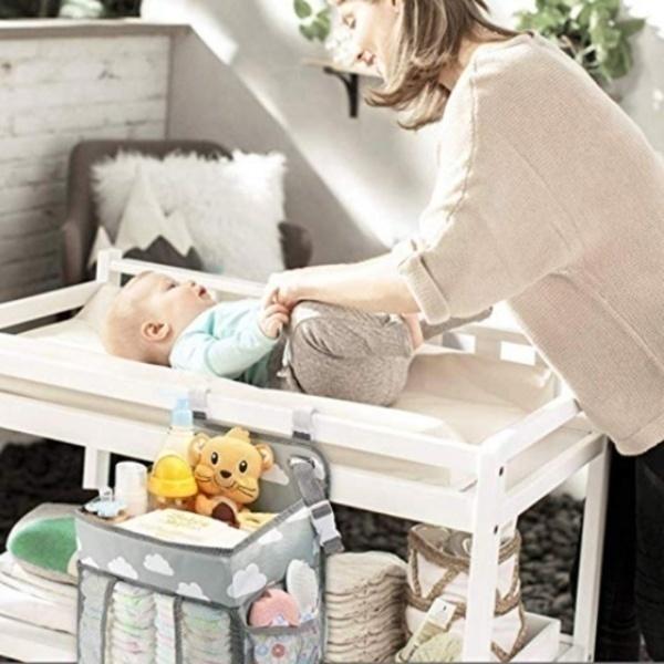 ארגונית לשידת ההחתלה לתינוק