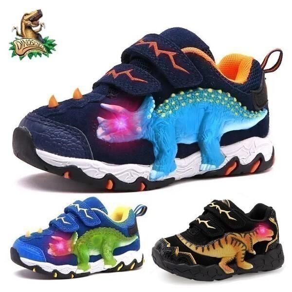 נעלי דינוזאורים לילדים