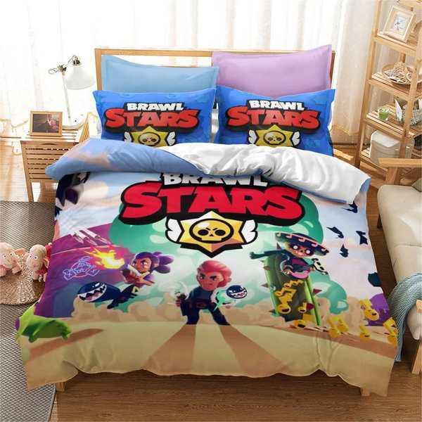 מצעים למיטה BRAWL STARS