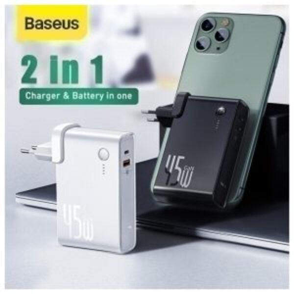 סוללת גיבוי ענקית Baseus