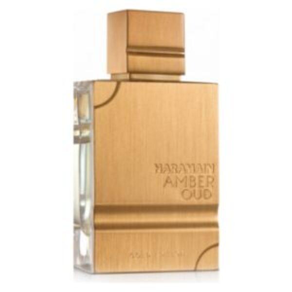 """בושם יוניסקס 120 מ""""ל Al Haramain Amber Oud Gold Edition או דה פרפיום E.D.P"""